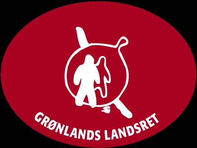 Grønlands Landsret Logo